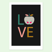 Love Iwt Apple PINK for Etsy f